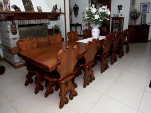 Elm table